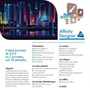 cours Affinity Designer